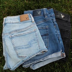 Jean short bundle!